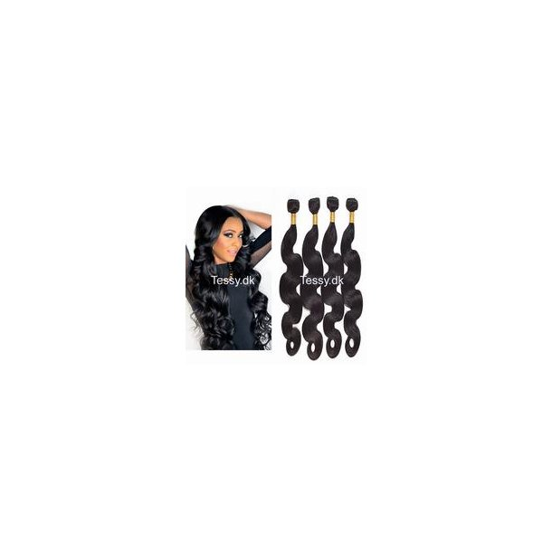 Bodywave Peruvian Virgin Human Hair 40cm ( 16 inches )