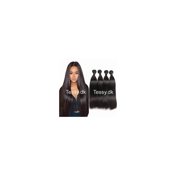 Straight Peruvian Virgin Human Hair 65cm ( 26 inches )