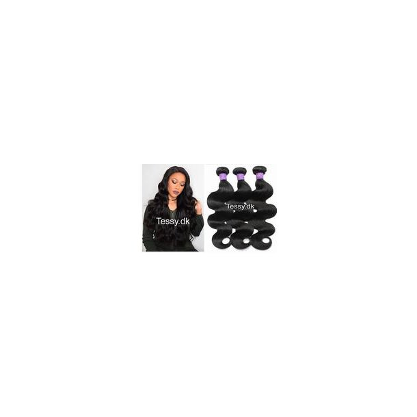 Virgin Brazilian Human Hair 55cm ( 22 Inches )