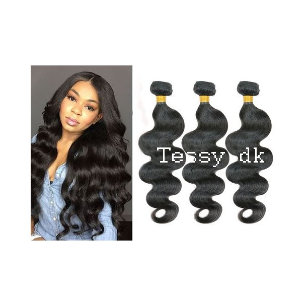 Brazilian Body Wave Human Hair Extension Weft Hair 60cm ( 24 Inches )