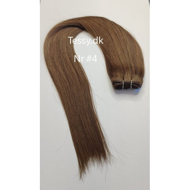 High Quality Brazilian Human Hair Extensions 22inches ( 55cm )