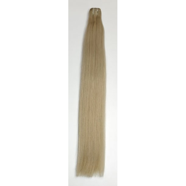 Double Drawn Luxurious Quality Brazilian Hair Extension 65cm ( 26 Inches ) Straight Hair Color #ash