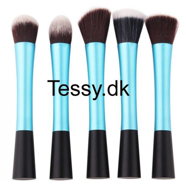5Pcs Makeup Brushes set make up oval brush