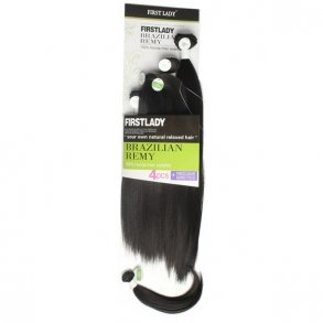 Synthetic Hair Weft